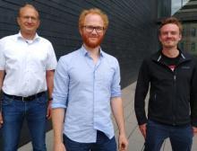 Das Team des neu gegründeten Joint Ventures Endress+Hauser Biosense