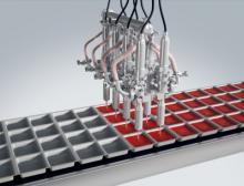 Dosiertechnik von Viscotec: Kompaktes Design und kurze Taktzeiten