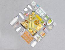 Inspektionslösungen für die Lebensmittelindustrie