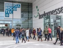Auf der Anuga Foodtec 2021 wird dem Thema Intralogistik erstmalig ein eigener Bereich gewidmet