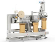 Das neue Gea Smartfil M1-Pulververpackungssystem bietet für die hygienische Verpackung von trockenen, feinen Pulvern bis hin zu grobkörnigen Produkten einen flexiblen Betrieb bei Kleinstgrößen