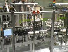 Vipoll All in One Abfüllanlage für Glasflaschen, Getränkedosen sowie PET-Flaschen