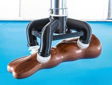 Die konstruktive Freiheit des 3D-Drucks erlaubt optimal geformte Werkzeuge auch für zerbrechliche und komplexe Produktformen.
