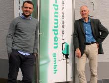 Geschäftsführung von Grün Pumpen