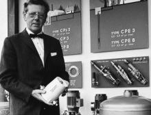 Unternehmensgründer Poul Due Jensen