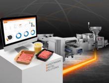 Gesamtlösungen für vielfältige Produkte vom Portionierprozess bis zur Verpackung inklusive digitalem Support