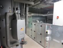 Dank einer neuen Wärmerückgewinnung nutzt Hanneforth heute die Abwärme von Backöfen und Kälteanlagen