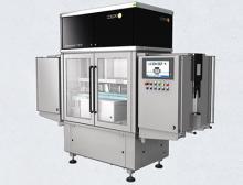 Mit gepulsten Röntgentechnologie identifiziert das Heuft Examiner-System feste Fremdobjekte in transparenten Flüssigkeiten und Behältern