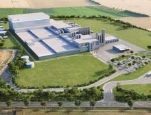 Das neue Produktionswerk soll Maßstäbe im Bereich der Abfüllung von UHT-Milch setzen