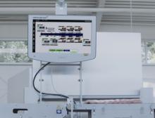 Höfelmeyer Grader mit modularem Softwarepaket einschließlich kundenangepasster Visualisierung und Bedienung