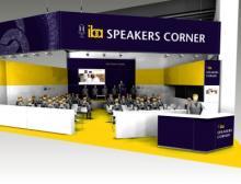 Erfolg durch Wissen: Iba 2018 Speakers Corner