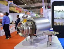 Impressionen der Drink Technology India 2018