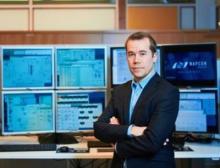 Jaakko Nauha, Vertriebs- und Marketingleiter für Napcon