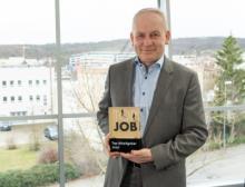 Dr. Manfred Jagiella (CEO Endress+Hauser Liquid Analysis und Mitglied des Vorstands der Endress+Hauser Gruppe)