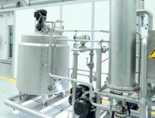 Mit dem Innopro Ecostab-S steht die regenerative Bierstabilisierung von KHS ab sofort auch kleineren Brauereien mit einem jährlichen Ausstoß von bis zu 70.000 Hektoliter zur Verfügung