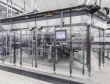 Zur Brau Beviale hat KHS den bewährten Füller Innofill Glass DRS weiterentwickelt