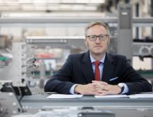 Prof. Dr.-Ing. Matthias Niemeyer, Vorsitzender der KHS Geschäftsführung
