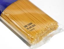 Linx TT-Druck auf Spaghettiverpackung