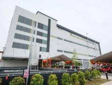 Neue Matrix Fabrikanlage in Kuala Lumpur