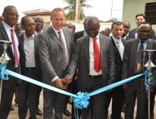 Eröffnung des Technology-Centers