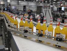 Bei Monin kommt Druckluft an verschiedenen Stellen der Prozesskette in Kontakt mit den Produkten