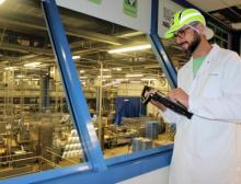 Getac Tablets unterstützen modernste Prozesse bei Nestlé Wagner