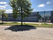 Das neue Firmengebäude von Rehfuss