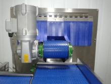 """Die Oberflächenbehandlung """"nsd tupH"""" verleiht Aluminiumantrieben eine glatte, dauerhaft korrosionsresistente Oberfläche"""