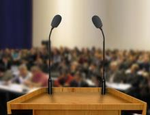 Auf dem Zukunftskongress präsentieren renommierte Referenten zukunftsorientierte Lösungen