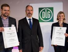 Preisträger des DLG Sensorik Award 2016