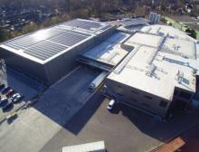 Der neue Produktionsstandort von Remkes in Epe
