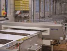 Metallsuchtechnik für den Markenschutz: Ritter Sport setzt auf die Profile Serie von Mettler-Toledo Safeline
