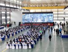 """Eröffnungsfeier des """"Romaco China Solids Process Centre"""" auf dem Firmencampus von Truking in Changsha"""