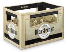 Neuer Warsteiner Bierkasten von Schoeller Allibert