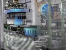Getränkeabfüllung mit Siemens