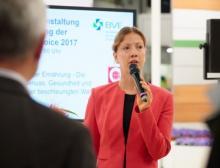 Stefanie Sabet, Geschäftsführerin BVE