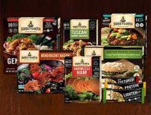Vegetarische Produkte von Sweet Earth