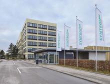 Unternehmenszentrale von Syntegon Technology in Waiblingen