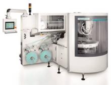 Auf der Prosweets 2019 präsentiert Theegarten-Pactec seine kontinuierlich arbeitende Zweikopfmaschine MCH