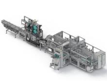 Neuentwicklung BLM: ein Kartonierer, der mit der hohen Ausbringung der Erstverpackungsmaschinen Schritt halten kann