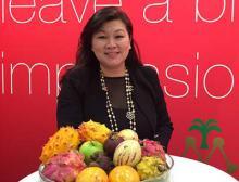 Dr. Tina Tan, Geschäftsführerin bei Matrix Flavours & Fragrances