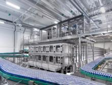 Der Tunnelpasteur ist übersichtlich strukturiert und besitzt eine optimale Zugänglichkeit, was vor allem die Wartung und Reinigung der Anlage erleichtert