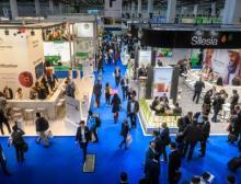 Impressionen von der Fi Europe & Ni 2017 in Frankfurt am Main