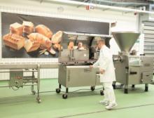 Vemag Maschinen live und in Aktion im neuen Bakery Innovation Center