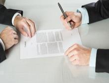 Vereinbarung zur gegenseitigen Förderung unterzeichnet