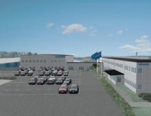 In Torsås, Schweden, dem ersten Yaskawa Robotics Standort in Europa (seit 1976), wird das bestehende Verwaltungsgebäude bis 2018 nach modernen Standards umgebaut