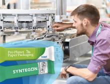 Sappi und Syntegon Technology bündeln ihre Kräfte für nachhaltige, papierbasierte Verpackungslösungen in der Süßwarenindustrie