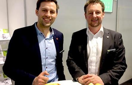 Alexander Mildner & Ralf Drews von Greif-Velox im Interview mit lebensmittelverarbeitung-online.de