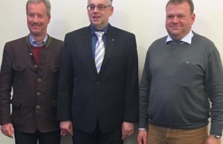 Willy Schmidt neuer Vorsitzender der DLG-Kommission für Bier