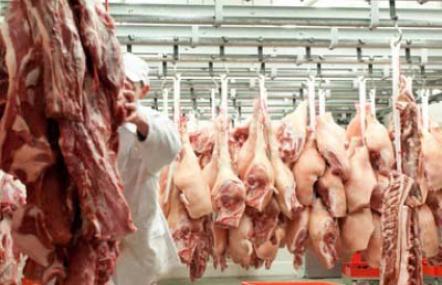 Fleischproduktion im 1. Halbjahr 2020: -0,6 Prozent gegenüber Vorjahr